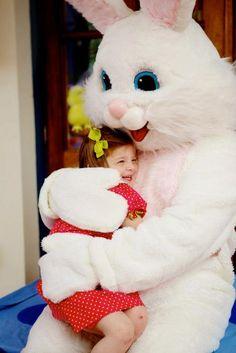 easter bunny pics at gigi's