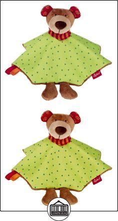 Sigikid 40259 - Pañuelo para bebé con marioneta de dedo, diseño de oso  ✿ Regalos para recién nacidos - Bebes ✿ ▬► Ver oferta: http://comprar.io/goto/B007CQYACE