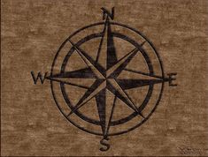 Compass Rose   Nautical Theme Custom Area Rug. Make Yours At  Www.HighCountryRugs.