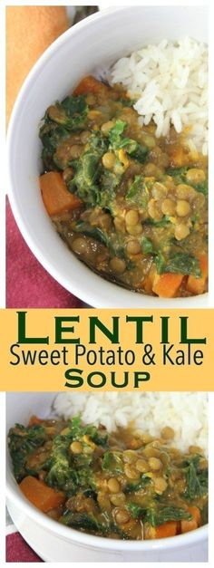 If you are in love with Lentils as much as our family is, here's a really yummy recipe that you'll love to sit down to at night ~ not only is it super easy to make (basically cut, and d…