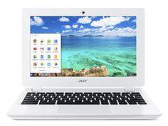 Sale Preis: Acer Chromebook, 11.6-Inch, CB3-111-C670 (Intel Celeron , 2GB, 16GB SSD, White). Gutscheine & Coole Geschenke für Frauen, Männer & Freunde. Kaufen auf http://coolegeschenkideen.de/acer-chromebook-11-6-inch-cb3-111-c670-intel-celeron-2gb-16gb-ssd-white