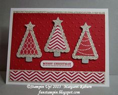 Pennant Parade of Trees!  SUO  CCMC282 by mraburn - Cards and Paper Crafts at Splitcoaststampers