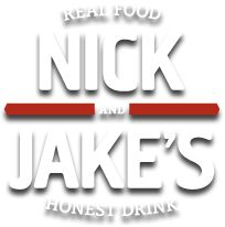 Nick & Jake's - great food, made from scratch.  Never disappointed...