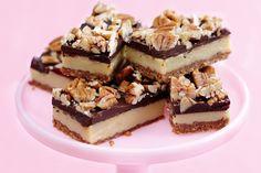 Πανεύκολο+γλύκισμα+σοκολάτας+και+καραμέλας