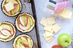 This super simple and near genius recipe is guaranteed cheddar cheese & apple lovers dream come true. Holiday Foods, Holiday Recipes, Delicious Desserts, Dessert Recipes, Apples And Cheese, Apple Cider Donuts, Cheese Cookies, Mini Apple, Recipe Using