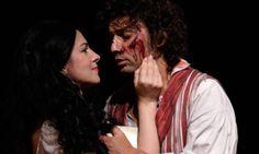 Angela Gheorghiu as Tosca, Jonas Kaufmann as Cavaradossi