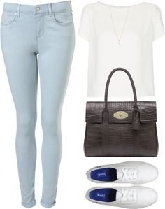 """Untitled #878"" by eleanorcalder-lookbook ❤ liked on Polyvore"
