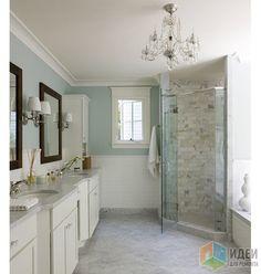 Декор ванной комнаты, как декорировать ванную