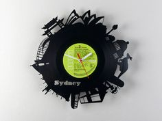 VINYL WALL CLOCKS « eheheheh