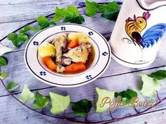 Ostropel alb de pui Mexican, Meat, Chicken, Breakfast, Ethnic Recipes, Food, House, Morning Coffee, Home