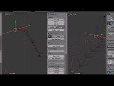 Tutorial Blender 3D 2.5 - Corso di base - 14: introduzione alle curve (Curves) - #BasiModellazioneEAnimazione #Blender #Blender3D25 #CorsoBlender #InterfacciaGrafica #LezioniBlender #Redbaron85 #Videotutorial http://wp.me/p7r4xK-cs