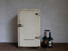 昔の氷冷蔵庫 - フランス・アンティーク & ヴィンテージ