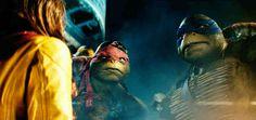 'Teenage Mutant Ninja Turtles' Wins Box Office Race #TMNTmovie