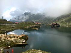 Lake-Romania Transfagarasan