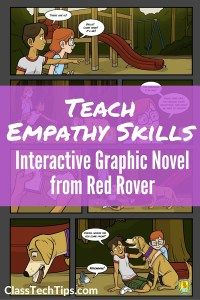 Teach Empathy Skills: Interactive Graphic Novel from RedRover