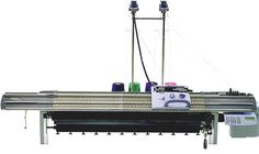 Link to useful information about PASSAP Knitting Machines