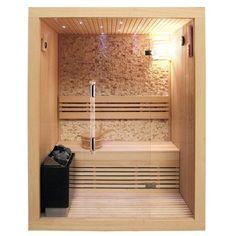 Fínska sauna Luxury Monaco