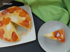 Sárgabarackos fordított gluténmentes torta - tejmentes recept Cantaloupe, Fruit, Food, Meal, The Fruit, Essen, Hoods, Meals, Eten