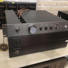 "Vintage "" Sony Esprıt Ta-n 900 power / Ta-E 86 b pre "" #marantz #pioneer #sansui #sony #yamaha #nakamichi #kenwood #realistic #bose #rotel #jbl #luxman #technics #klipsch #grundig #project##hifi #hifishop #hifistore #hificollection #hifibar #hifidelity #vintage #vintageshop #vintagehifi #audioworld #analogsound #audiophile #oldschoolaudio #antique#"