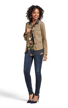 cabi's Daisy Blouse - Cabi Fall 2016 Collection