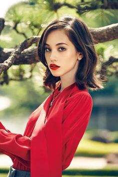 Kiko Mizuhara for Marie Claire Taiwan September 2015 issue.