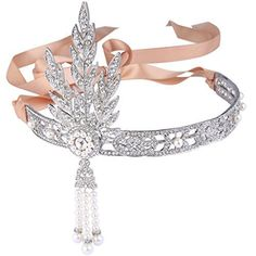 Ever Faith Kristall The Great Gatsby Inspired künstlich Perl Haarband Silber-Ton Ivory farbe N06211-1 Ever Faith http://www.amazon.de/dp/B012AF6ZGU/ref=cm_sw_r_pi_dp_pqIuwb1K7K3EW