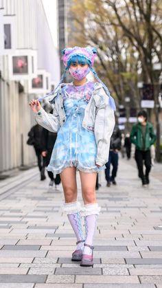 Tokyo Fashion, Harajuku Fashion, Cool Street Fashion, Kawaii Fashion, Asian Street Style, Tokyo Street Style, Autumn Street Style, Vogue Japan, Japanese Fashion