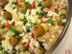 Salada de Grão-de-Bico, Foto 2