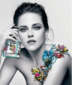 Kristen Stewart - Las mejores campañas de belleza 2014