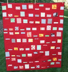 by small means quilt front | Flickr - Photo Sharing!
