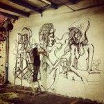 El pasado 19 de diciembre la artista visual mexicana Paola Delfín llevó a cabo, de la mano de Cultura Colectiva y el Foro Cultural MUJAM, la última pinta del año en dicho espacio; uno de los más importantes que da cabida al arte urbano en nuestro país.   El mural de Paola Delfín …