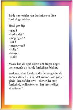 Min bog om følelser - Dansk - BubbleMinds