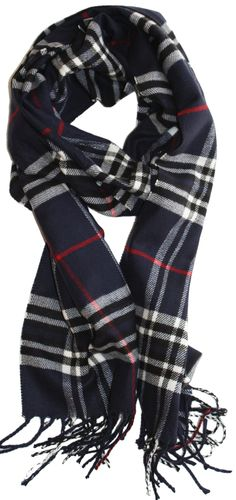 Seth Roberts Classic Men's Winter Scarf