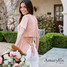 Amaryllis puts a laid-back twist on the moment's hottest trends. Apparel and accessories that are refined, versatile and effortlessly chic. Top Clothing Brands, Women's Clothing, Best Online Stores, Affordable Clothes, New Dress, Fashion Brands, Kids Outfits, Fashion Dresses, Female
