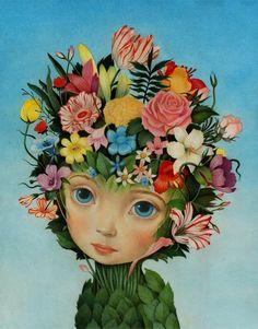 The Languaje of Flowers. Raúl Guerra