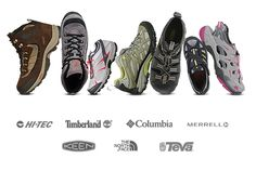 Outdoor Adventure Shoes