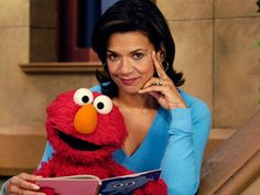 Sonia Manzano (Puerto Rican ) - Maria/Sesame Street Puerto Rican Power, Famous Latinos, American Library Association, Hispanic Culture, Childhood Days, Learn Spanish, Iconic Movies, Puerto Ricans, Toaster