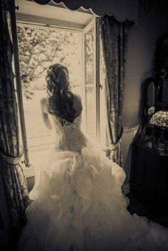 Hair by Jackie Mermaid Wedding, Bridal Hair, Wedding Dresses, Fashion, Bridal Dresses, Moda, Bridal Gowns, Wedding Gowns, Weding Dresses