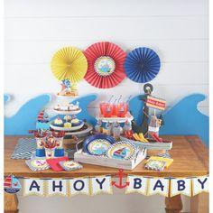 Baby Ahoy!