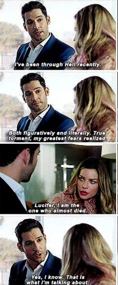 Lucifer doesn't get enough credit for his soft side