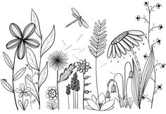 My original art inspired by many. Doodle flower line drawing tattoo garden The post My original art inspired by many. Doodle flower line drawing tattoo garden appeared first on Gardening. Flower Doodles, Line Art Drawings, Art Drawings, Drawings, Doodle Art, Art Projects, Flower Line Drawings, Art Inspiration, Original Art