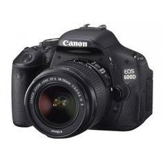 Canon EOS 600D 18MP 18-55 IS II - Cámara Digital - 5170B074AA