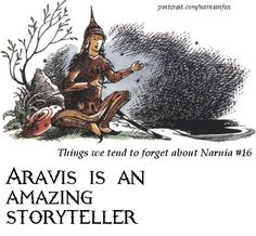 Small facts about Narnia
