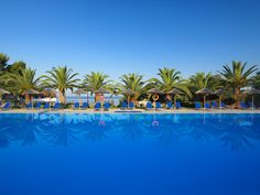 Blue Dolphin Hotel 4 Stars luxury hotel in Sithonia - Nikiti Offers Reviews