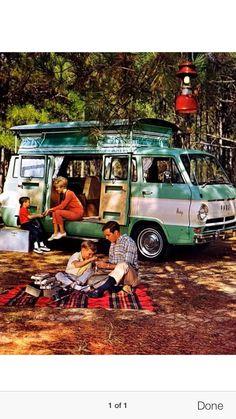 1968 Dodge A-100 van ad