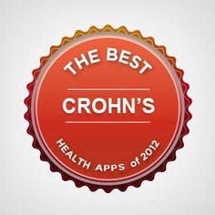 Best Apps for Crohn's 2012...hmmm...this may be helpful