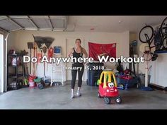 The Do Anywhere Workout – Megan Meisner Fitness