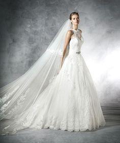 PRELINDA, Wedding Dress | 2016 PRONOVIAS