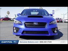 2015 Subaru WRX At Capitol Subaru   In Depth Review