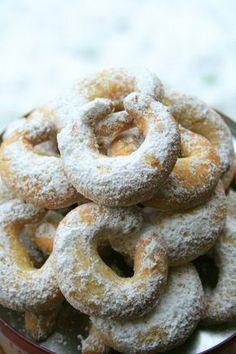 Vanillekipferl, biscuit de Noël autrichien